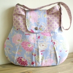 The Bonnie Hobo Bag by SusieDDesigns
