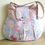 The Bonnie Hobo Bag by SusieDDesigns