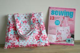 Sewing World magazine Feb 2013 issue.