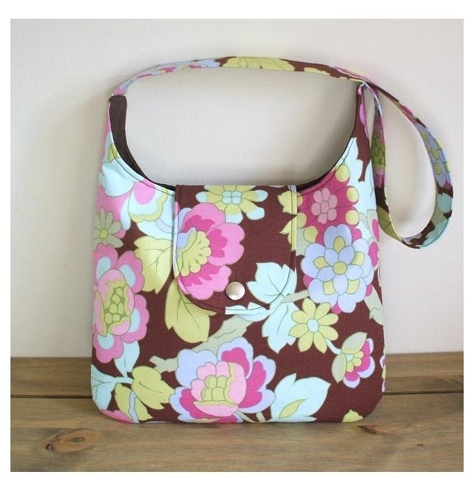 The Emma Hobo Bag PDF Sewing Pattern by SusieDDesigns ...