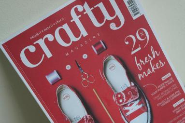 Crafty Magazine Issue 1