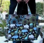 Millie Diaper Bag sewing pattern