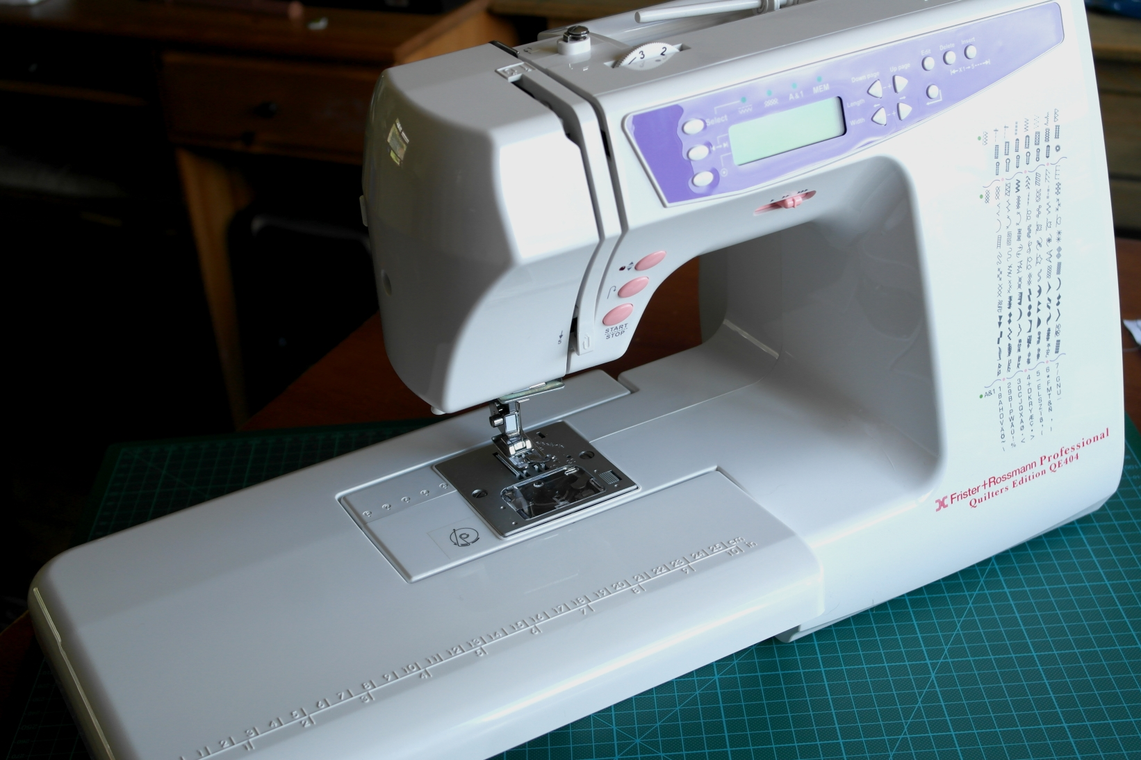 Sewing Machine Review Frister And Rossmann Professional