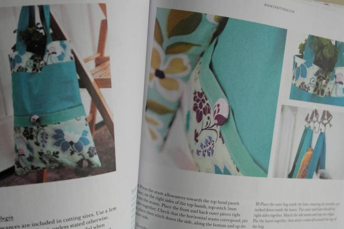Tote Bag Sewing Projects by Susan Dunlop