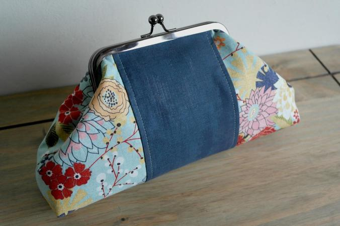 The Lucy Lou Clutch Purse Sewing Pattern by SusieDDesigns