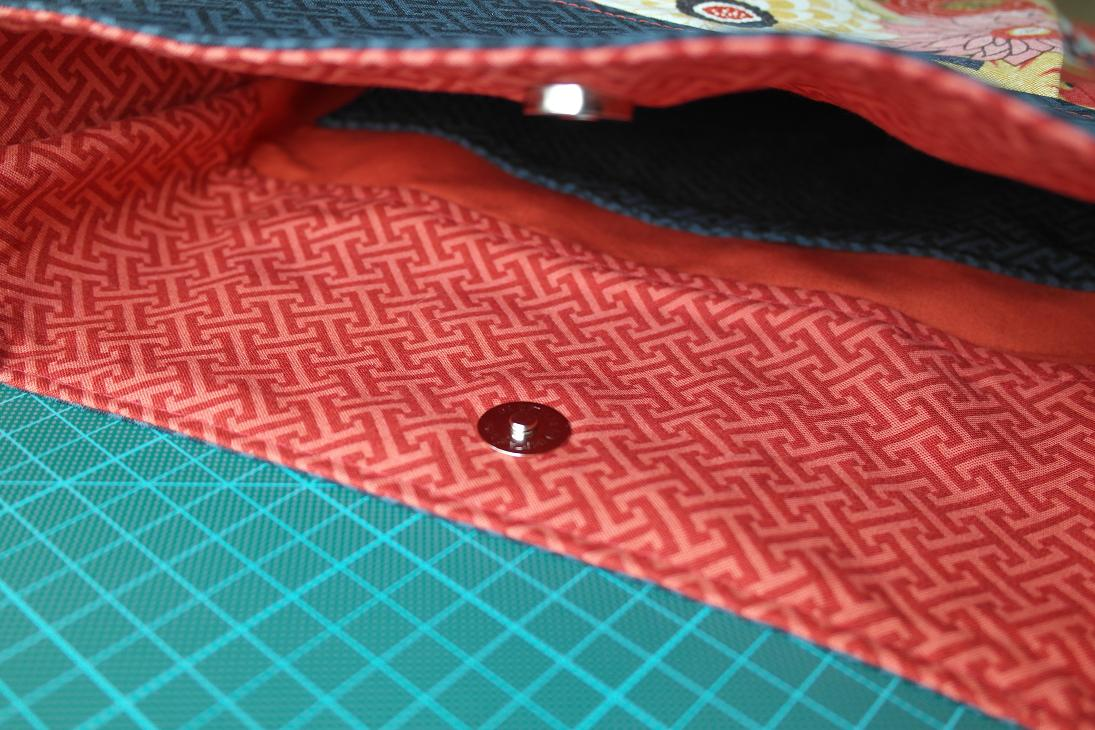 Tutorial – How to Attach Magnetic Snap Bag Closure | SusieDDesigns