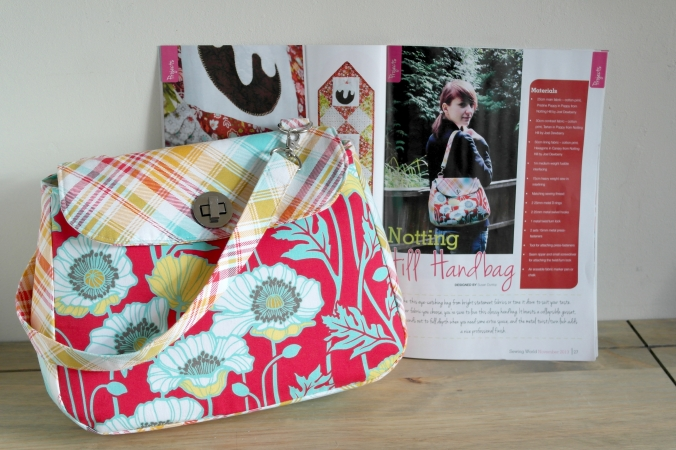 Handmade Notting Hill Handbag by Susan Dunlop