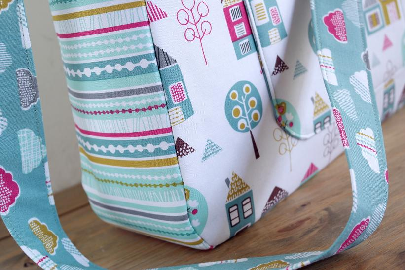 Brand New Nappy Bag Sewing Pattern | SusieDDesigns Sewing & Crafts