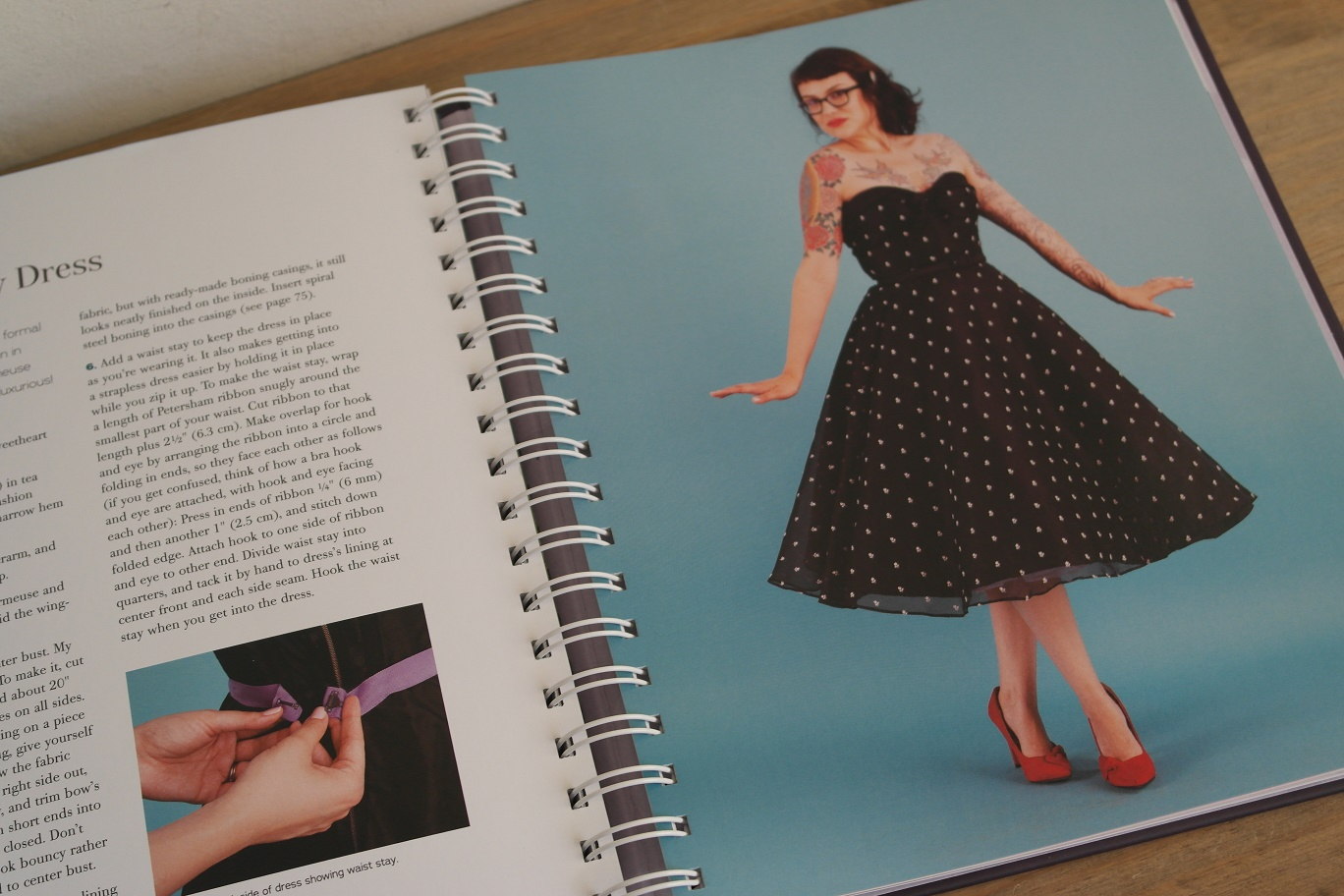 Gerties new book for better sewing book review susieddesigns gerties new book for better sewing by gretchen hirsch jeuxipadfo Choice Image