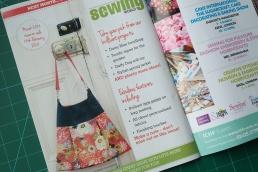 Sewing World Magazine Feb 2014