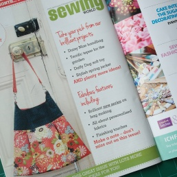 Sewing World Magazine Feb 2014
