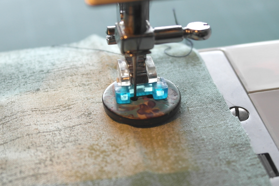 Sewing Tutorial Sewing Buttons With A Sewing Machine New Button Sewing Machine