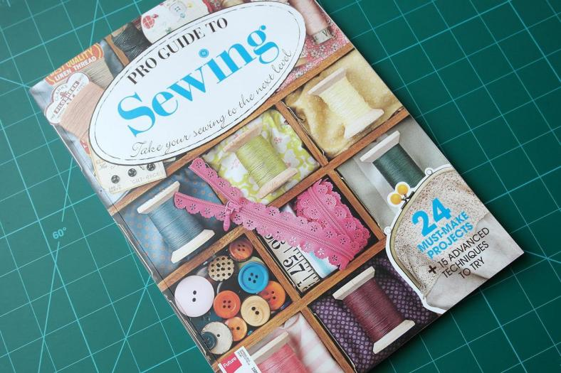 Pro Guide to Sewing Bookazine