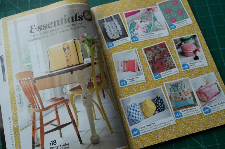 Bookazine - Pro Guide to Sewing