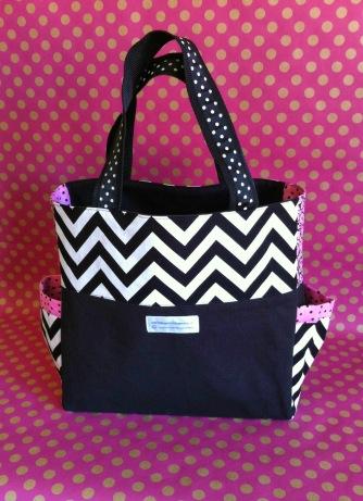 Shannon Brunette - Millie Nappy Bag 3