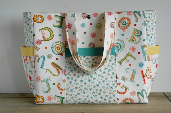 ABC Nappy Bag By SusieDDesigns