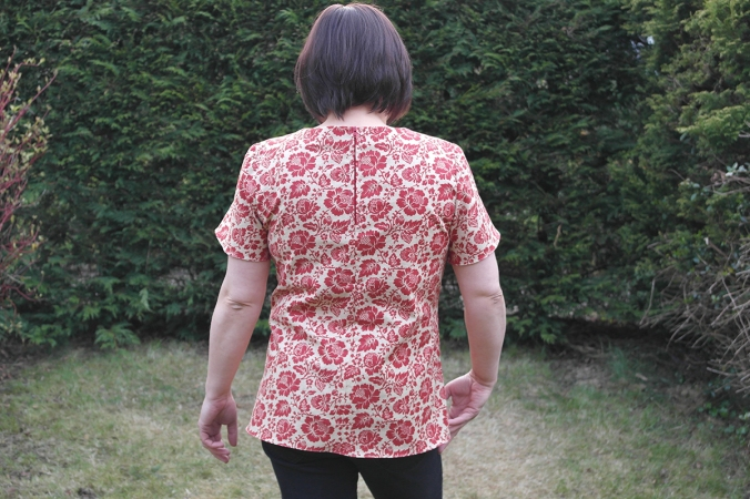 New Look Sewing Pattern 6355 - Back View