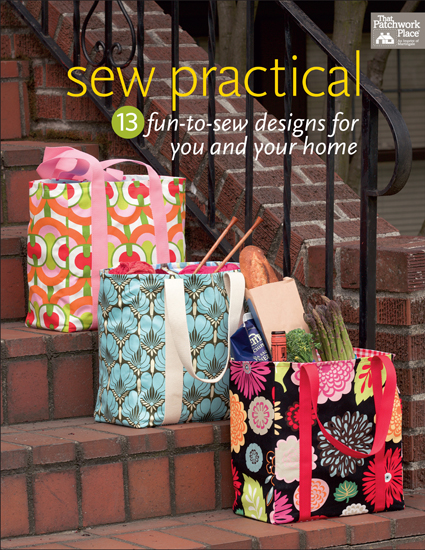Sew Practical - 13 Fun-to-Sew Designs for You and Your Home