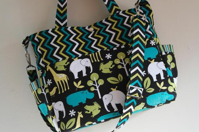 Sophie Nappy Bag