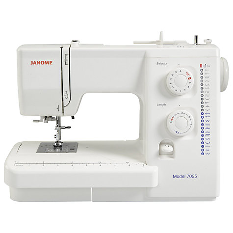 My Trusty Janome 40 Sewing Machine Review SusieDDesigns Sewing Inspiration Janome 7025 Sewing Machine Manual