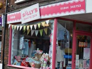 Sally's Sewing Box in Princes Risborough