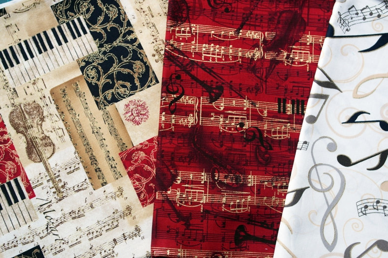 All That Jazz from Robert Kaufman Fabrics