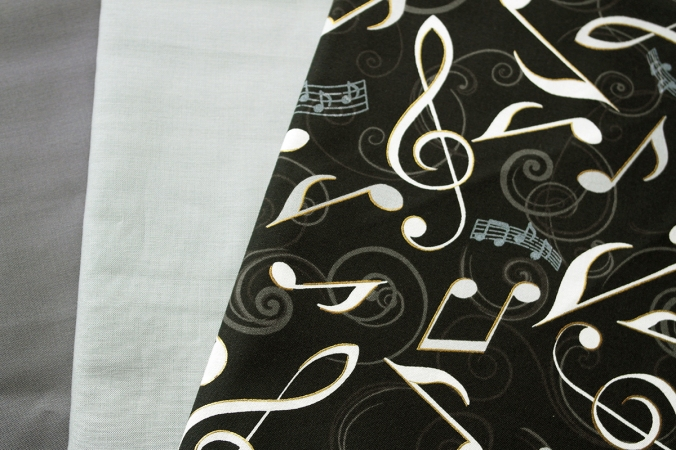 All That Jazz from Robert Kaufman Fabrics