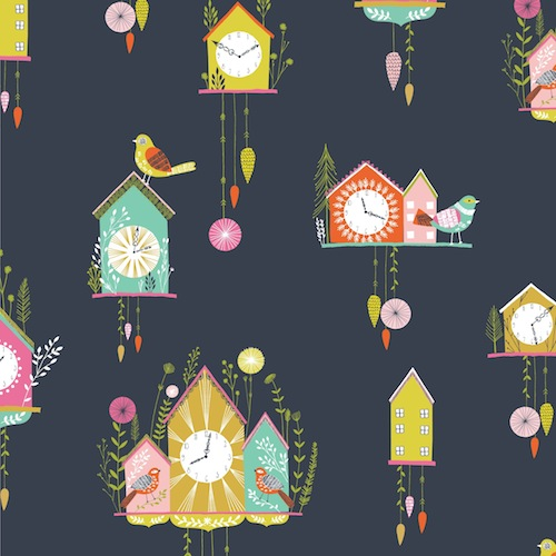 Cuckoos Calling by Bethan Janine for Dashwood Studio
