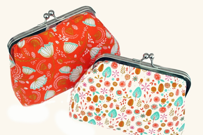 Handmade Purses by Susan Dunlop for Dashwood Studio