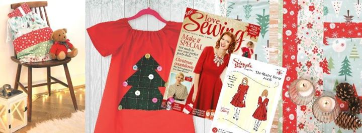Issue 8 Love Sewing Magazine