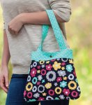 Style and Swing - 12 Structured Handbags for Beginners and Beyond - Project 1