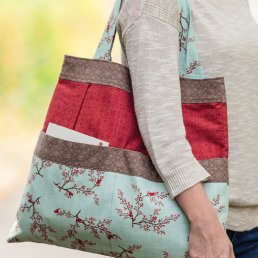 Style and Swing - 12 Structured Handbags for Beginners and Beyond - Project 2