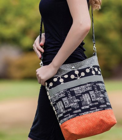 Style and Swing - 12 Structured Handbags for Beginners and Beyond - Project 5