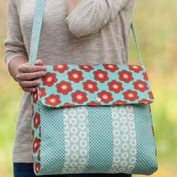 Style and Swing - 12 Structured Handbags for Beginners and Beyond - Project 6