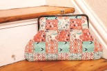 Quilt Now Magazine Issue 9 - Patchwork Purse by Susan Dunlop