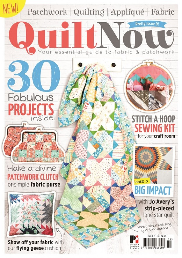 Quilt Now magazine issue 9
