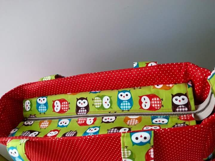 Customer Make – the Sophie Nappy Bag sewing pattern | SusieDDesigns ...