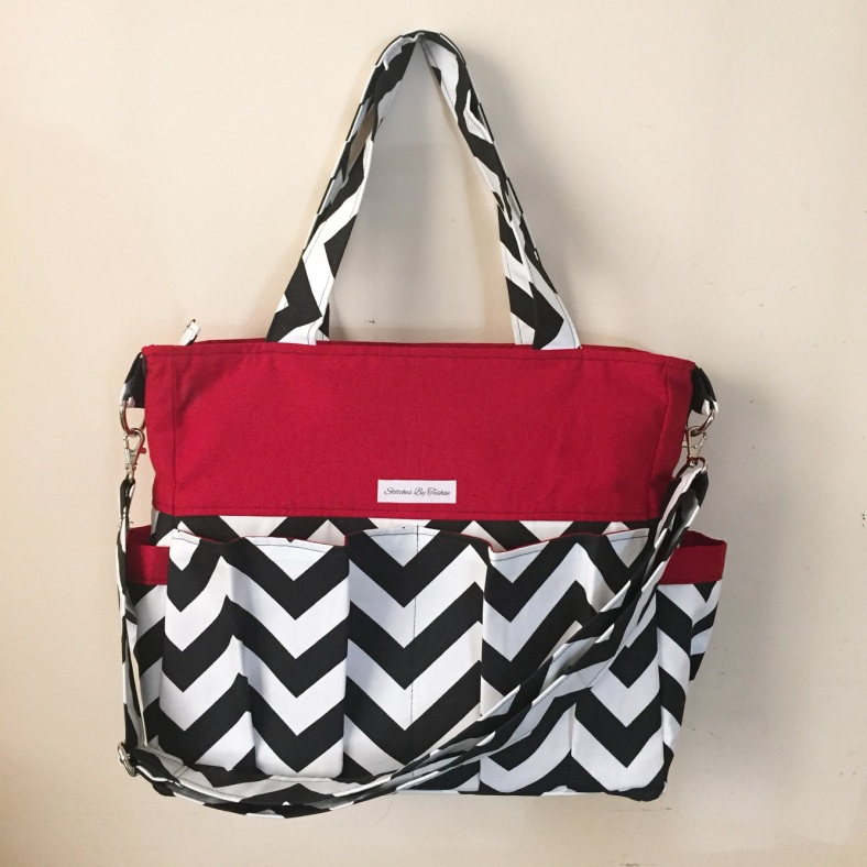 Teshae Carrasco - the Sophie Diaper Bag 2