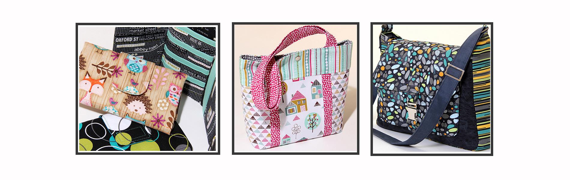 Bag Making Techniques by Susan Dunlop
