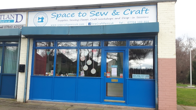 Space to Sew and Craft Penicuik