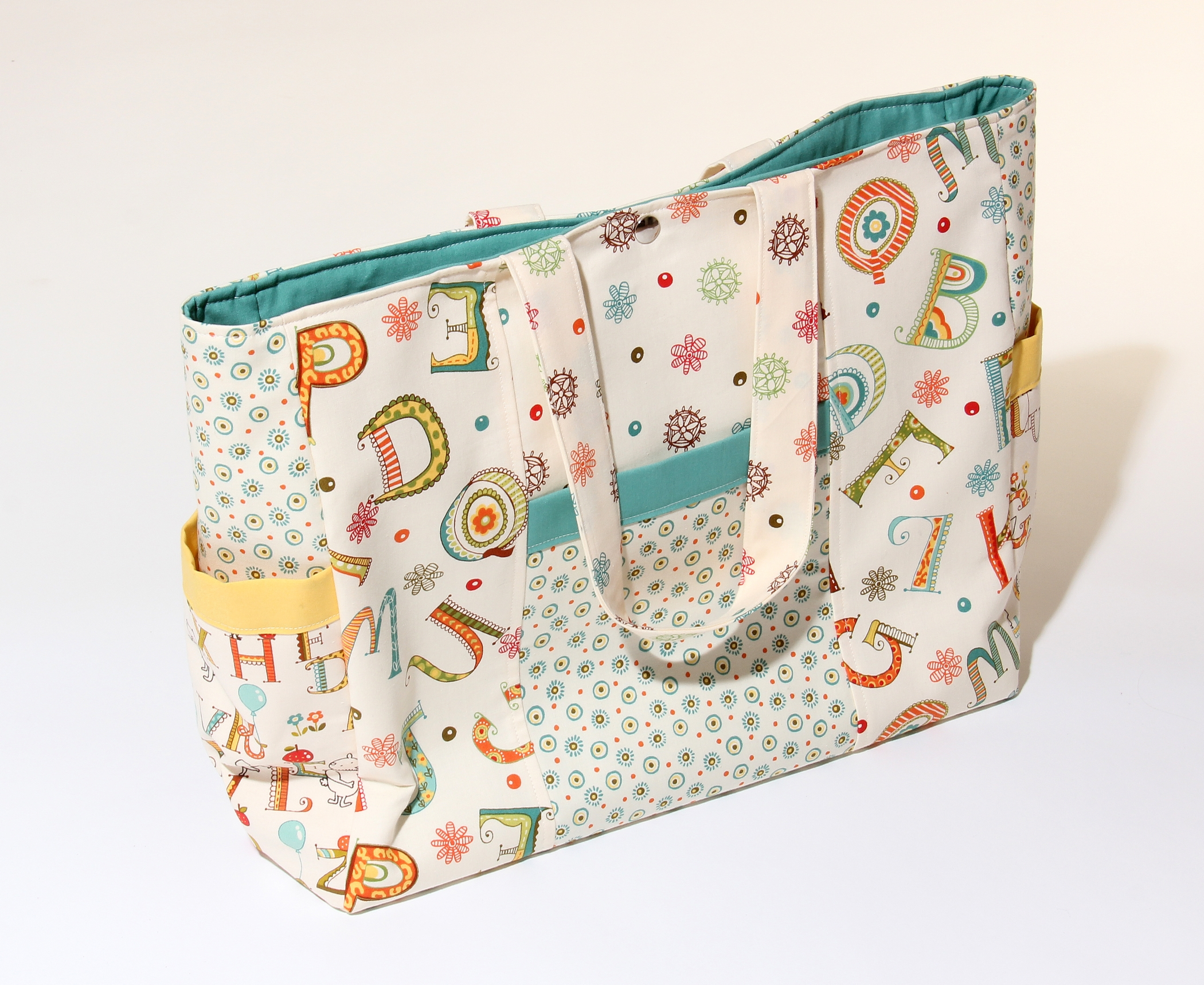 ABC Diaper Bag Pattern by SusieDDesigns 1