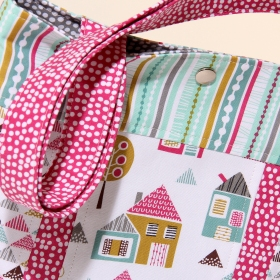 Make the best bags with the help of my new bag-making book